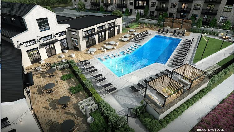 The $62 million project is the first new class A apartments in Capitol View, a neighborhood along a new section of the BeltLine Westside Trail.