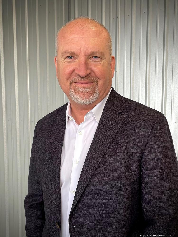 John Plaza, CEO, SkyNRG Americas Inc.