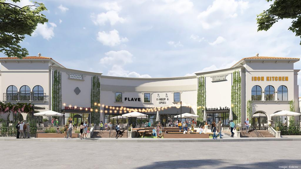 Edens renovating Plaza in the Park shopping center in West U - Houston  Business Journal