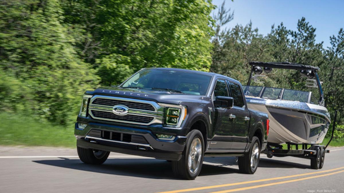 Weekend Wheels: America's favorite truck goes hybrid as Lightning electric awaits - Phoenix Business Journal
