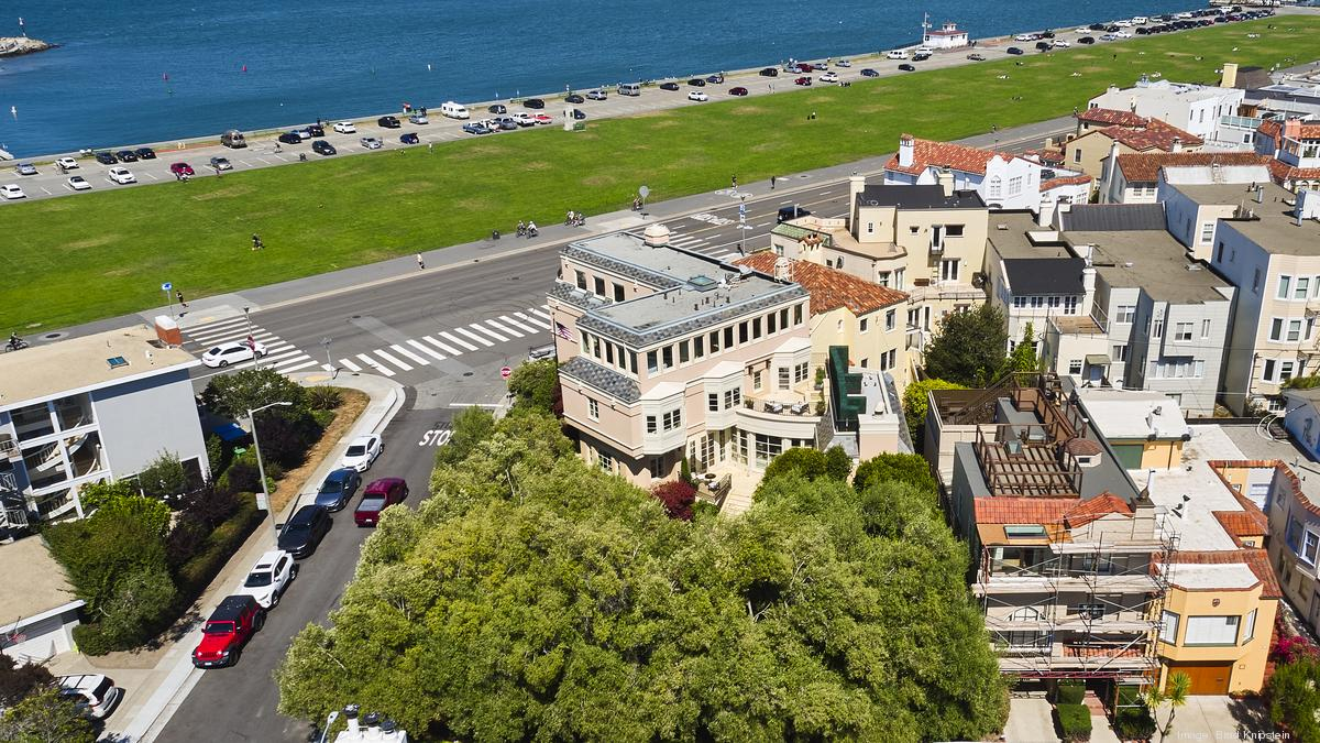 Largest single-family home lot in San Francisco's Marina District asks $19.75M - San Francisco Business Times