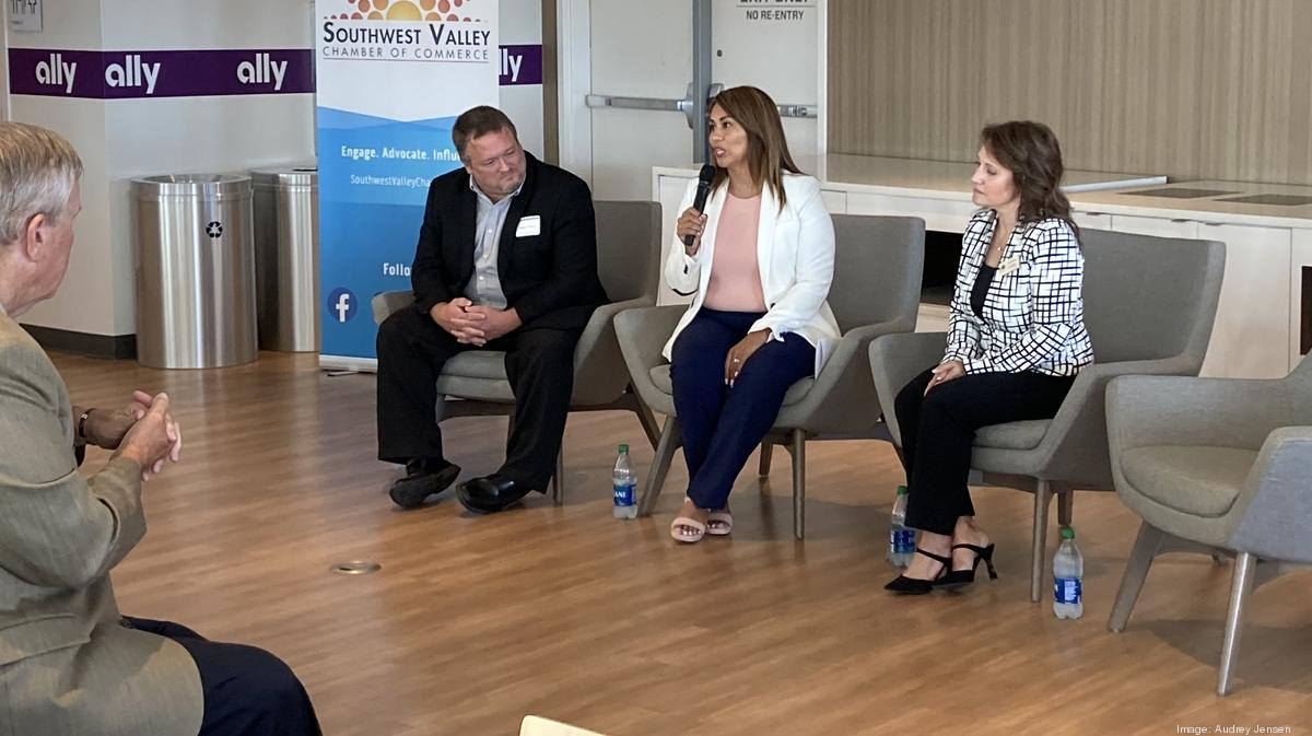 West Valley cities tout growth, upcoming projects Southwest Valley Chamber - Phoenix Business Journal