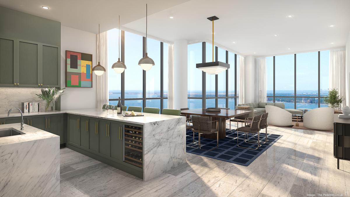 Ritz-Carlton Residences Tampa developer has presold an $11 million penthouse - Tampa Bay Business Journal