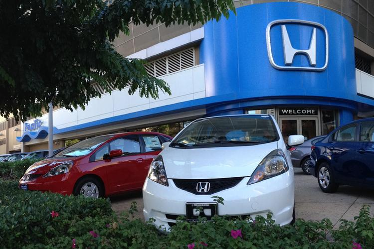 Hawaii Car, Light Truck Sales Up 24% In Q3; Toyota Still