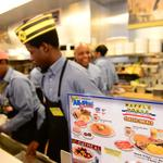 Scattered, smothered and delivered: Waffle House enters package delivery business