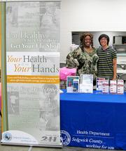Health Care Heroes Community Outreach Sedgwick County Health Department Community Health Navigators