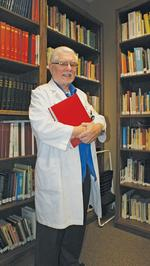 Health Care Heroes — Dr. <strong>Richard</strong> <strong>Guthrie</strong>