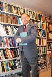 Health Care Heroes Lifetime Achievement Award Dr. Surendra P. Singh, Newman University