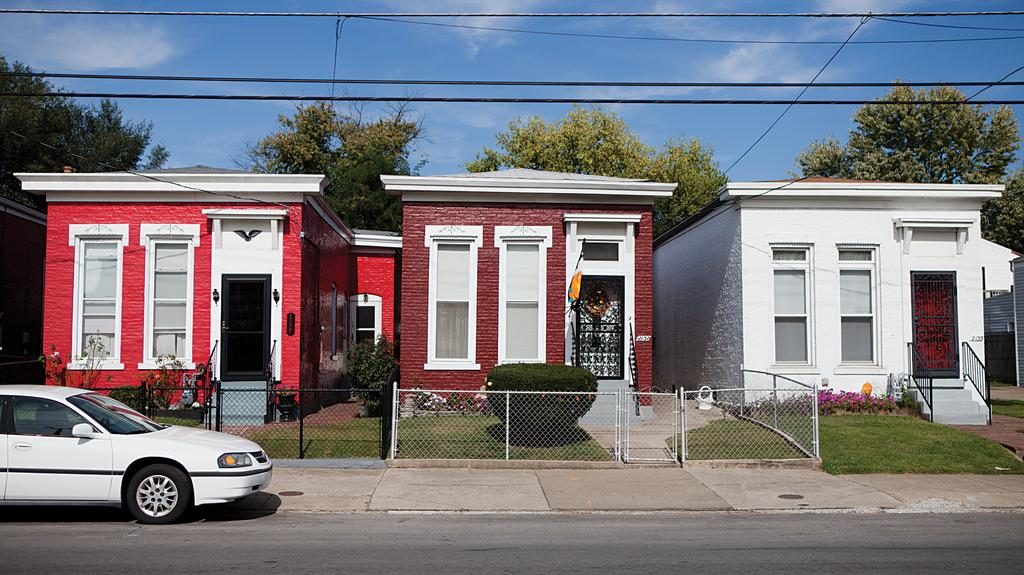 Report highlights racial disparities of home ownership in Louisville