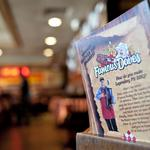 Another Famous Dave's c-suite shakeup: CFO is out