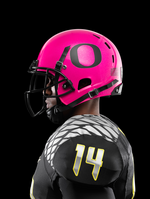 Real Ducks wear pink (at least they will on Saturday)
