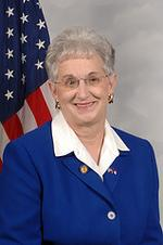 <strong>Virginia</strong> <strong>Foxx</strong> on her 'no' vote on ending shutdown