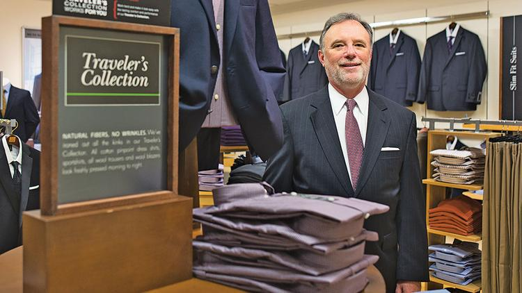 Paul Fredrick Ceo R Neal Black Is Moving His Company S Headquarters To Baltimore County