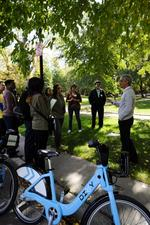 Chicago Ideas Week: Rahm Emanuel and biking make headlines