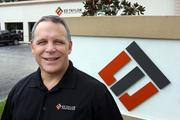 Mark Weaver, Vice President of Ed Taylor Construction