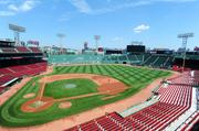 No. 8: Fenway Park, home of the Boston Red Sox, in Boston, Mass.