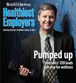 HBJ reveals Houston's Healthiest Employers rankings — Slideshow