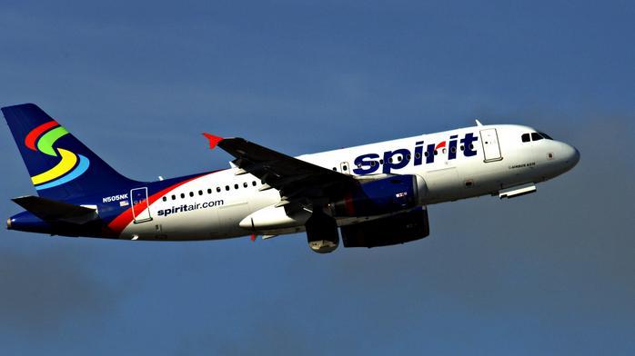 Spirit Airlines starts serving Pittsburgh