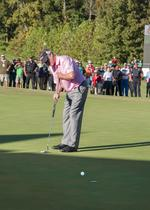 <strong>Michael</strong> <strong>Allen</strong> takes playoff to win Greater Hickory Kia Classic