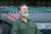 Brian Kennedy, the Timbers manager of housekeeping, oversees the team's environmental services efforts. Kennedy said the team wants to seek an improved LEED status for Jeld-Wen Field when the facility's re-certification comes up in 2015. Jeld-Wen is certified LEED-Silver, a high achievement for a remodeled sports venue.