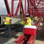 Construction company receives multiple awards for <strong>Mathews</strong> <strong>Bridge</strong> repair