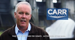 <strong>Carr</strong> launches first ad against Lamar Alexander