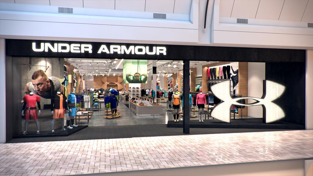 the under armour store