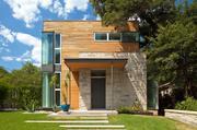 Slideshow austin architects show off 11 inspiring homes for Pool and spa show wichita ks