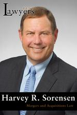 Lawyer of the Year —Harvey R. Sorensen