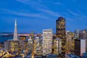 "San Francisco has 29 areas Walk Score deemed as ""Walkers Paradise."""