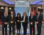 Signature Flight Support, Imperial Oil ink agreement