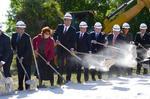 Verizon, community celebrates construction start on vacant Lake Mary site (Video)