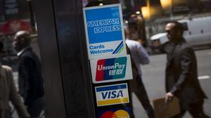 American Express can keep merchants from pushing rival cards