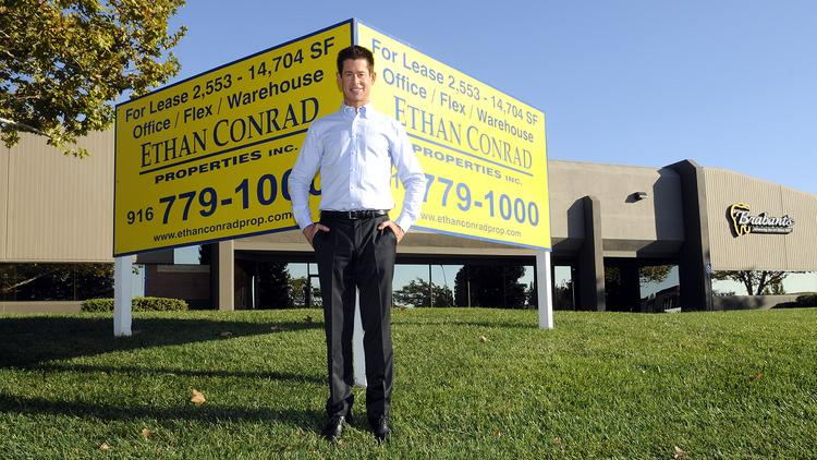 Real estate investor Ethan Conrad is sponsoring a small business contest.