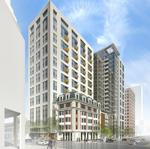 Need for parking prompts 10 Light St. developer to join 22-story apartment project at 1 Light St.