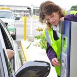 Airport rolling out technology upgrades for its parking system