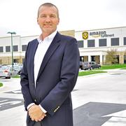 David Gwin, executive director, Schertz Economic Develoment Corp., says the city had to stay on its game to complete the Amazon.com fulfillment-center deal.