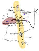 CDOT offers 3 routes for multibillion-dollar Front Range train