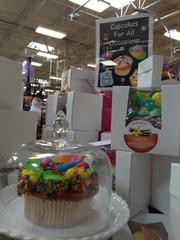 Kroger Marketplace provides specialty desserts that can be bought individually.