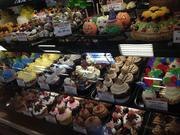 The bakery provides custom-decorated cakes, gluten-free desserts and artisan bread.
