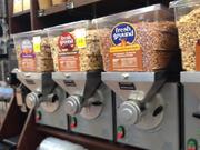 Among the do-it-yourself amenities is a machine that makes several flavors of peanut butter, such as chocolate peanut butter.