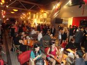 Trenza, located in the former Alto Pizzeria, is 4,700 square feet and was bustling during its grand opening event.