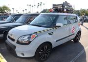 We wanna see ya in a Ghostbusters Kia.