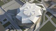 New Falcons stadium renderings