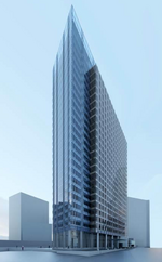 A first for Bellevue: office tower with windows that open