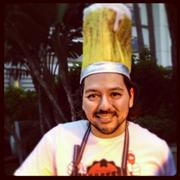 Ray Garcia, FIG executive chef and founder of Sausagefest.