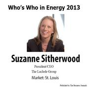 Who's Who in Energy 2013: Suzanne Sitherwood (St. Louis)