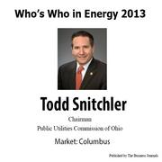 Who's Who in Energy 2013: Todd Snitchler (Columbus)