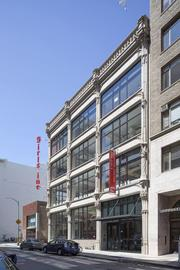 Girls Inc. of Alameda County bought this property, formerly known as the Morgan Building, in June 2011.