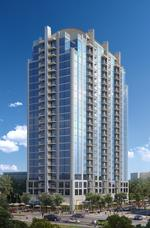 Construction to start on 23-story apartment tower in downtown Raleigh